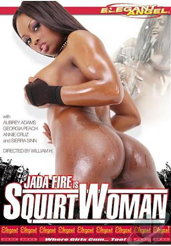 Jada Fire Is Squirtwoman 1