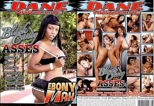 Black Candy Asses # 3