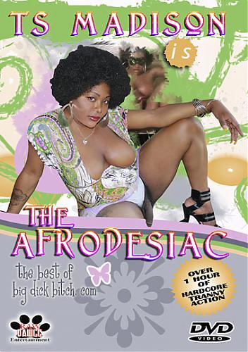 The Afrodesiac - TS Madison