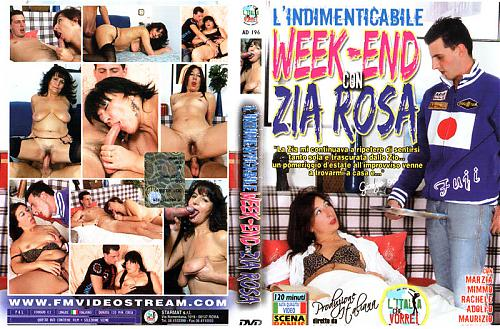 L'Indimenticabile Week-End con Zia Rosa