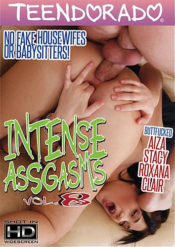 Intense Assgasms #8